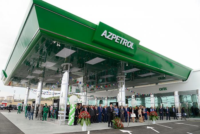 06 May 2017 ci il tarixində Azpetrol Masazırda yeni yanacaqdoldurma məntəqəsini açdı.