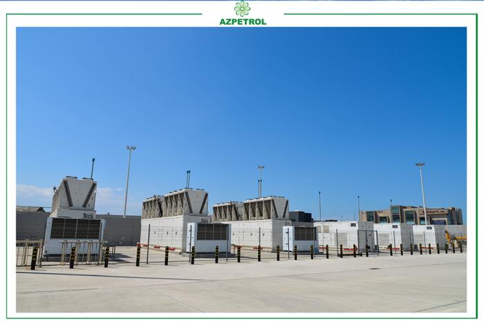 «Azpetrol»  ввело в эксплуатацию КПГ терминалы «BakuBus».